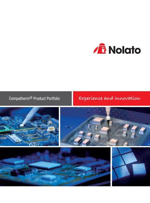 Compatherm Product Portfolio