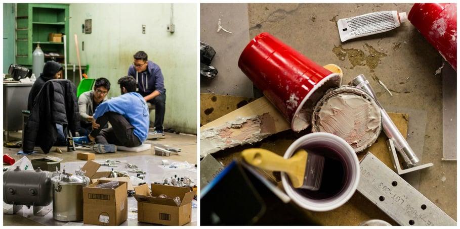 Hyperloop design & prototyping