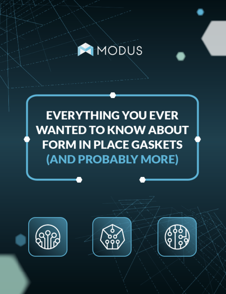 Everything You Ever Wanted to Know About Form in Place Gaskets