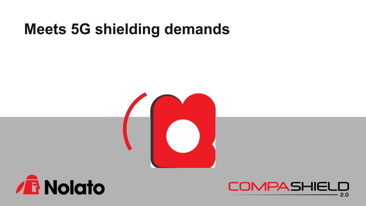 Compashield 2.0 Extruded EMI Shielding Gaskets