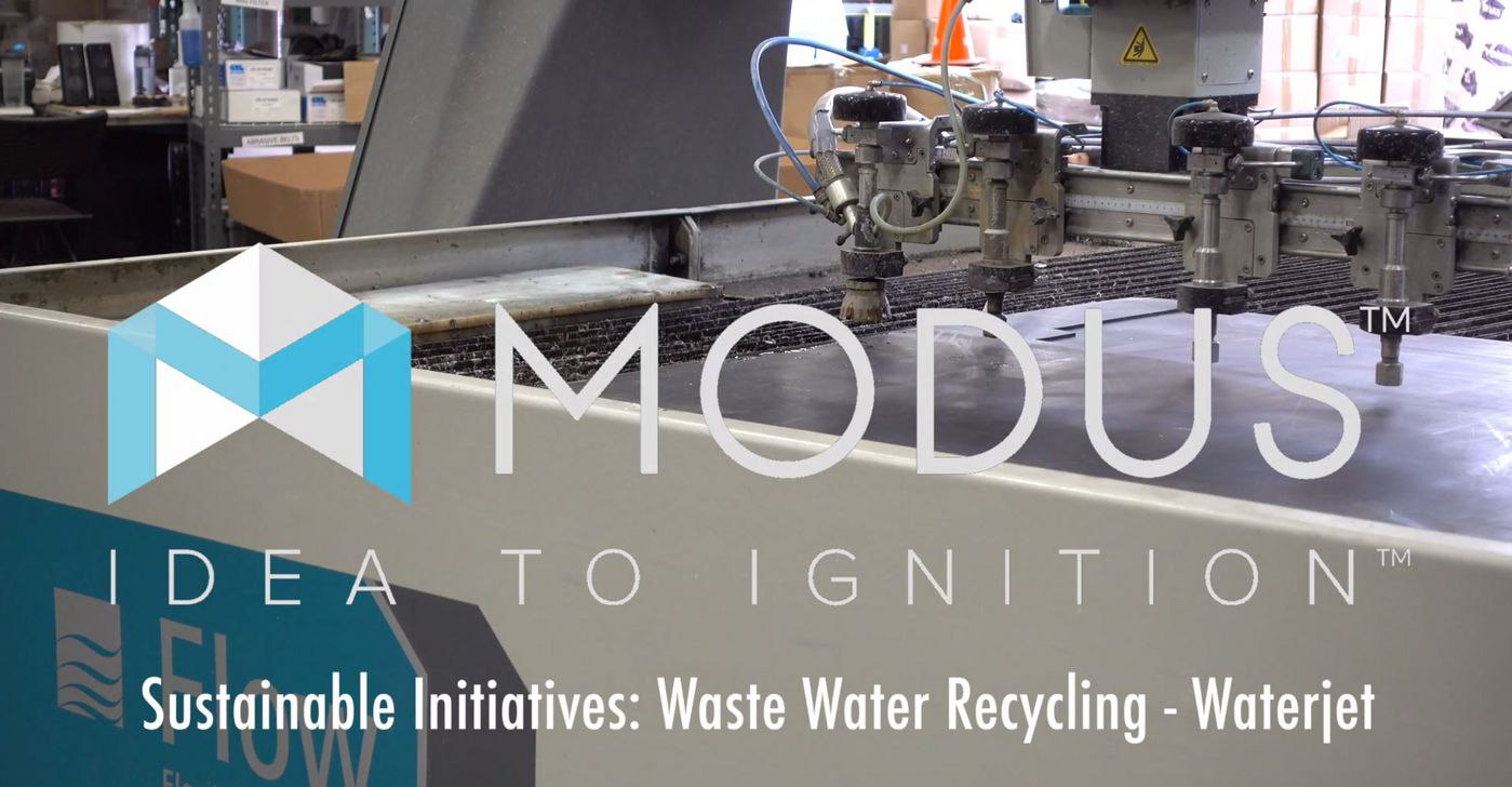 Sustainable Initiatives: Waste Water Recycling