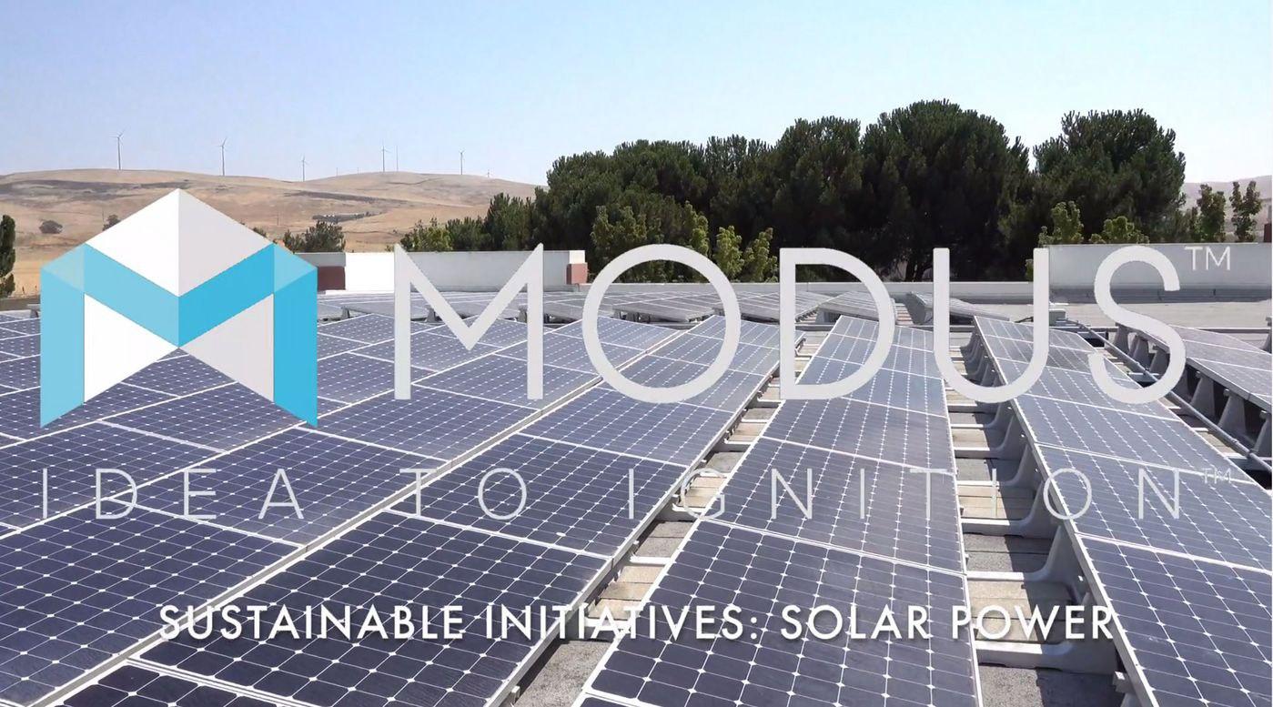 Sustainable Initiatives: Solar Power