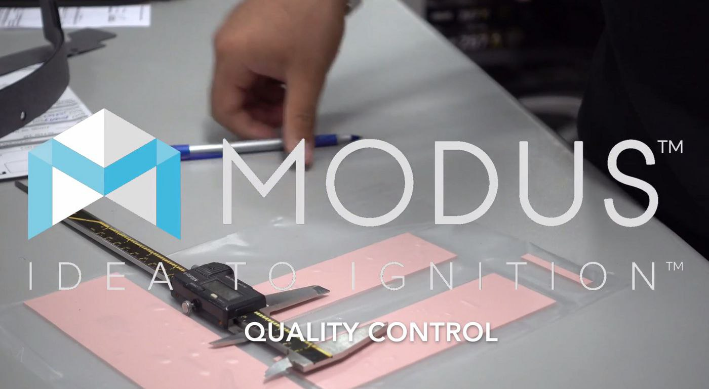 Quality Control for die cut gaskets