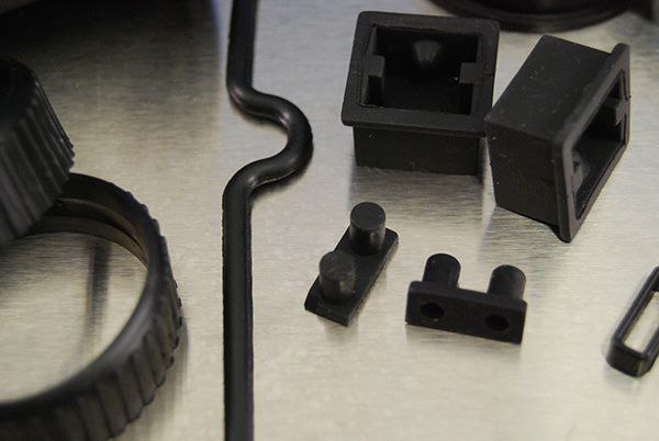 custom molded rubber   modus products