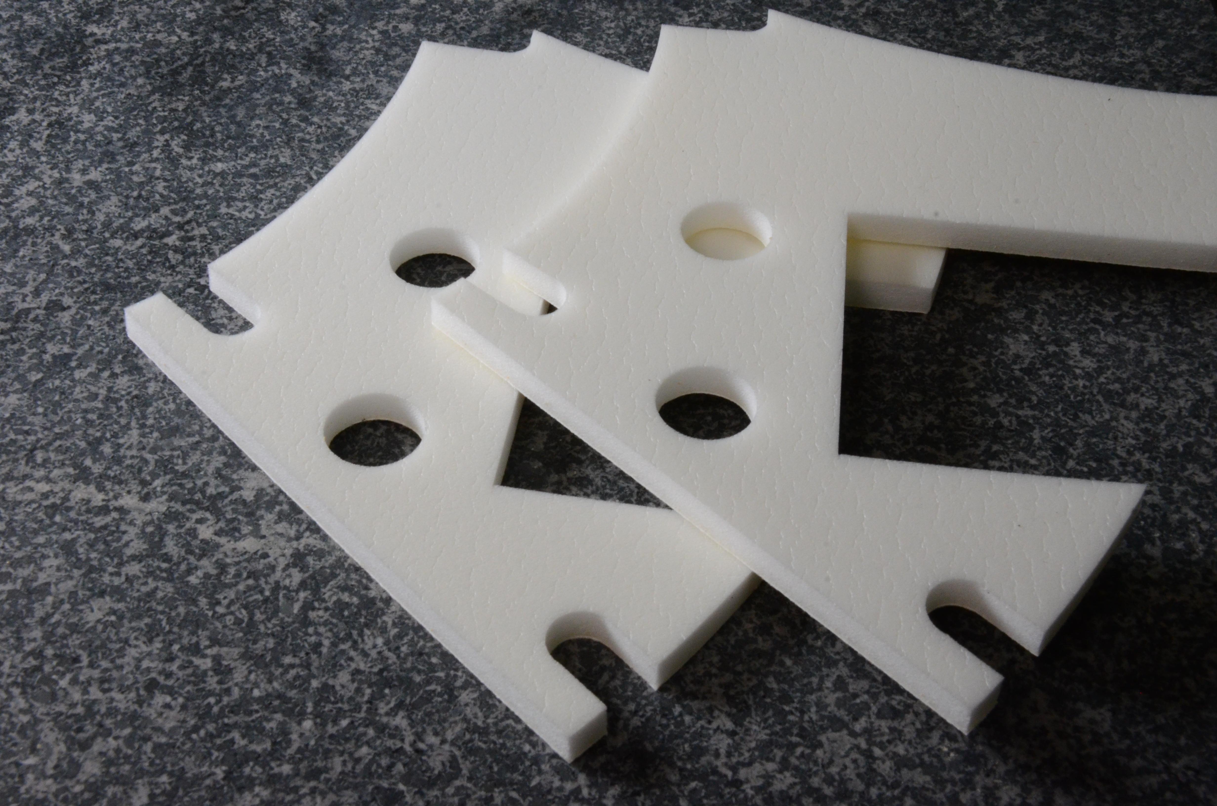 Die Cut Crosslinked PE Foam 3-1